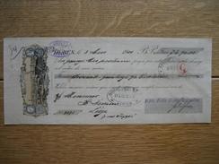 Prima-Wechsel 1901 - DÜREN - Félix Heinrich SCHOELLER - Papierfabrikant Und Gründungsmitglied Der Dürener Eisenbahn - Imprimerie & Papeterie