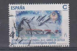 Spain 2017 Used Antarctic - Timbres