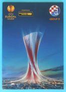 UEFA EUROPA LEAGUE 2014/15. - GROUP D - Diinamo FC Celtic Astra Salzburg Programme Fussball Programm Programma Programa - Match Tickets