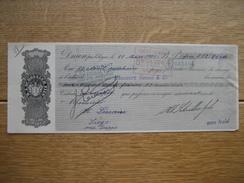 Prima-Wechsel 1903 - DÜREN - H.A. SCHOELLER Fils - Papierfabrikant - Imprimerie & Papeterie