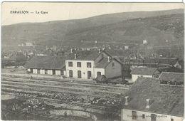 Aveyron : Espalion, La Gare - Espalion