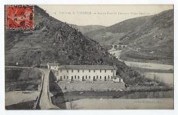CPA Ardèche 07 Tournon Sur Rhône Ancien Pont Et Usine Blachier Près Tain L' Hermitage Mauves Saint St Jean De Muzols - Tournon