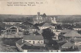 UKRAINE. Ostrog. General View Of The City. - Ucraina