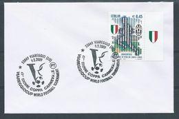 JU023  VIAREGGIO COPPA CARNEVALE - Vinta Dalla Juventus - Club Mitici