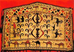 Achgabat Paris Musée De L'Homme - Turkménistan