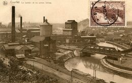 COUILLET(USINE) - Cartes Postales