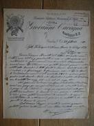 GARDONE 1920 - GIOVANNI CAVAGNA - Premiata Fabbrica Meccanica D'armi - Italie