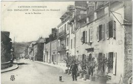 Aveyron : Espalion, Boulevard Du Guizard - Espalion