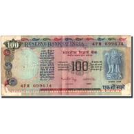 India, 100 Rupees, Undated (1979), KM:86b, TB - India