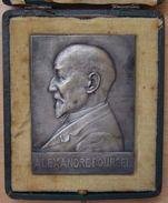 Médaille École Des Mines De Saint-Étienne, Alexandre Pourcel 1925 - Professionnels / De Société