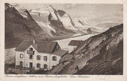 AK Grossglockner Hotel Altes Franz Josefs Josephs Haus Pasterzengletscher Pasterze Gletscher A Heiligenblut Kals Matrei - Heiligenblut