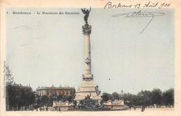 33-BORDEAUX-LE MONUMENT DES GIRONDINS - Bordeaux