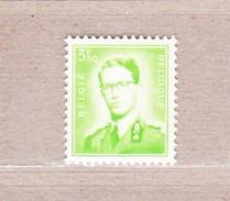 1958 Nr 1068B** Postfris Zonder Scharnier, Koning Boudewijn,type Marchand Korter Formaat (20 1/2 X 24mm).Fosforescerend - 1953-1972 Lunettes