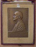 Médaille Médaille Docteur Achille Sogno 1864 : 1914 - Professionnels / De Société