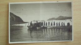 NORVEGIA NORGE POST CARD FROM SPITZBERGEN BERGEN USED SEND - Norvegia