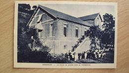 MADAGASCAR POST CARD FROM TANANARIVE NOT USED - Madagascar