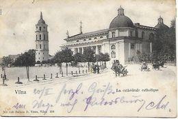 1903 - VILNIUS, VILNA, 2 Scan - Litauen