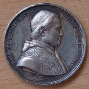 Médaille Papal Election Du 16 JUILLET 1846 CONCILIO ECUM STEMA DI PIO IX - Altri