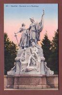 NEUCHÂTEL - Monument De La République - NE Neuchatel