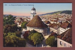 Neuchâtel - LA CHAUX-DE-FONDS - Temple National - NE Neuchatel