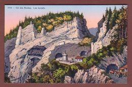 Neuchâtel - COL Des ROCHES - Les Tunnels - NE Neuchatel