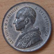 Médaille LEON XIII ANNO XVI Jubilé Episcopale - Altri