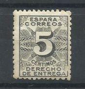 ESPAÑA EDIFIL 592  MNH  ** - Nuevos