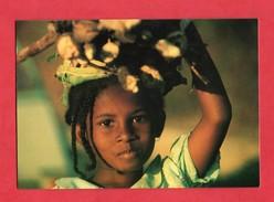 Mayotte Visage D ' Enfant Mahorais - Mayotte