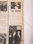 1949   LINE RENAUD Armentieres - Vieux Papiers