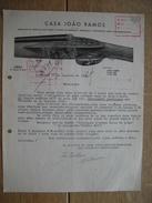 LISBOA 1937 - CASA JOAO RAMOS - Fabricacao De Armas De Luxo - Portugal