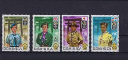 Scouts DOMINICA MNH ** POSTFRIS ZONDER SCHARNIER SUPERBE - Timbres