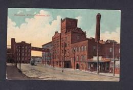 USA Columbus Georgia - Muscogee Mills ( Tramway ) - Columbus