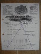 1930 LONDON - SYDNEY - ANTHONY HORDERN & SONS - Australian Merchants - Royaume-Uni