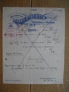 1936 LONDON - FRANK DYKE & C° - Arms & Ammunition * Manufacturers & Merchants - Royaume-Uni