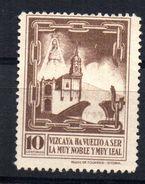Viñeta Nº 4 Vizcaya. - Viñetas De La Guerra Civil