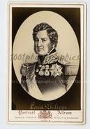 Cabinet-Portrait De Louis Philippe, Louis-Philippe Iᵉʳ, Né Le 6 Octobre 1773 à Paris, Mort En - Photos