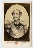 Cabinet-Portrait Du Duc D'Orléans, Ferdinand Philippe D'Orléans( D'après Une Lithogr - Photos