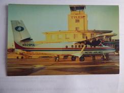 AIRPORT / FLUGHAFEN / AEROPORT    TYLER TEXAS - Aerodrome