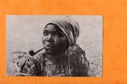 AFRIQUE EQUATORIALE FRANCAISE  -   FEMME BALALI  -  PHOTO VERITABLE  -  Robert CARMET - Congo Français - Autres