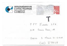 FRANCIA 1997 - ST. CHAMOND- MARIANNE DU 14 JUILLET PRESTAMPATA - Francia