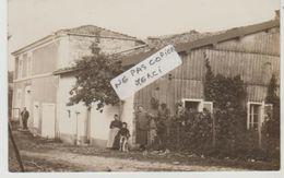 Meuse ROSNES Carte - Photo  1909 (commune Devenue RAIVAL) - France