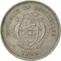 Seychelles, Rupee, 1995, Pobjoy Mint, TTB, Copper-nickel, KM:50.2 - Seychelles