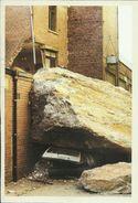 BELGIQUE - Carte N° 134 Du SOIR - Le 16 /10/1995, Un Morceau De Rocher De 520 Tonnes S'éffondre Sur Une Rue De Dinant - Catastrophes