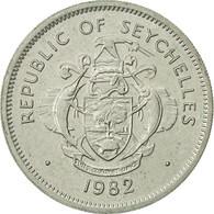 Seychelles, Rupee, 1982, British Royal Mint, SUP, Copper-nickel, KM:50.1 - Seychelles
