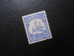 D.R.Mi 14  50Pf**/MNH   Deutsche Kolonien (Neu-Guinea) 1900 - Mi € 5,00 - Colony: German New Guinea