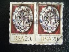 South Africa, RSA 1980, Diamond Cullinan, World Diamond Congres - South Africa (1961-...)