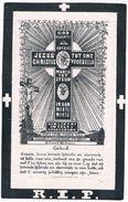 Dp. Staes Anna. Wed. Verstreken Joannes. ° Gelrode 1799 † Gelrode 1888  (2 Scan´s) - Religion & Esotérisme
