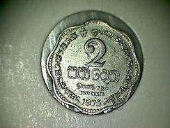 Sri Lanka 2 Cents 1975 - Sri Lanka