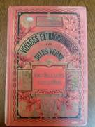 Jules Verne - Vingt Mille Lieues Sous Les Mers - Hachette 1924, Cartonnage à L´éléphant. - Livres, BD, Revues