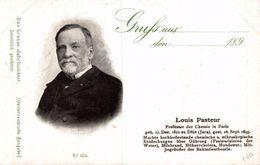 LOUIS PASTEUR - Deutschland